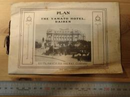 PLAN OF THE YAMATO HOTEL DAIREN