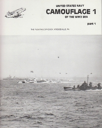 United States Navy Camouflage, Pt.1: Of the World War Two Era (英語) ペーパーバック