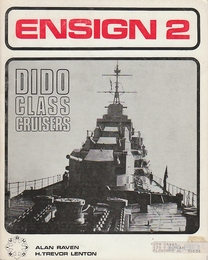 Ensign 2 Dido class cruisers (英語) ペーパーバック