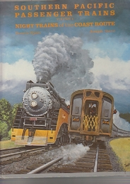 Southern Pacific Passenger Trains Vol. 1: Night Trains of the Coast Route