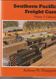 Southern Pacific Freight Cars Volume 2: Cabooses (南太平洋貨物車第2巻:カボース)