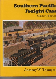 Southern Pacific Freight Cars Volume 4: Box Cars (南太平洋貨物車第4巻:貨物車)