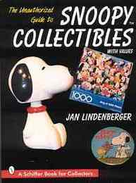 The Unauthorized Guide to Snoopy Collectibles (スヌーピーの本)