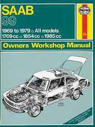 Saab 99 1969-79(Owners Workshop Manual)/サーブ