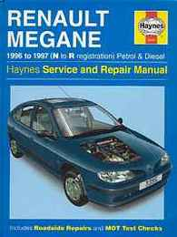 Renault Megane '96to'97(Haynes Service & Repair Manuals)/ルノー メガーヌ