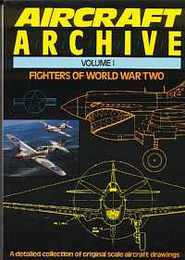 FIGHTERS OF WORLD WAR TOW-AIRCRAFT ARCHIVE  Vol.1.2(全2冊)