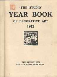 THE STUDIO YEAR  BOOK OF DECORATIVE ART 1912