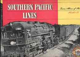 (trains album of railroad photographs 11)SOUTHERN PACIFIC LINES(サザンパシフィックライン)
