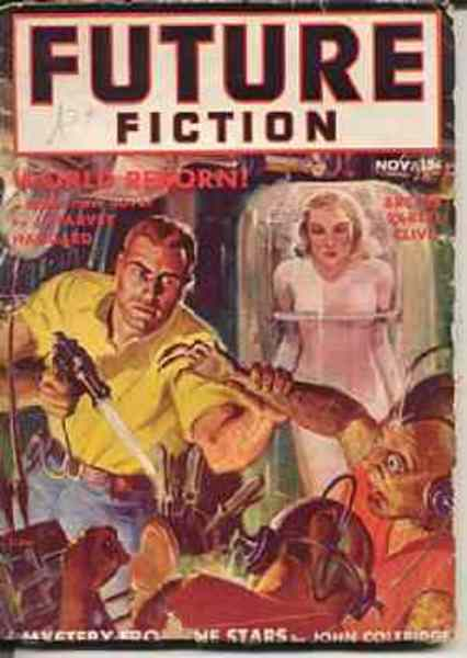 Future FictionVol.1,No.1創刊号(貴重なSF雑誌・洋書) / 北天堂書店 / 古本、中古本、古書籍の通販は「日本の古本屋」