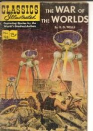 宇宙大戦争(THE WAR OF THE WORLDS)