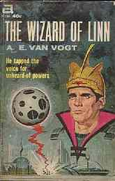 The Wizard Of Linn   (英文・銀河帝国の創造) (ACE BOOK F-154)