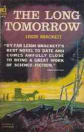 THE LONG TOMORROW (ACE BOOK F-135) (英文・長い明日)