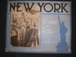 New York: The Wonder City of the World, in Gravure
