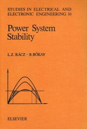Power System Stability studies in electrical and electronic engineering 30