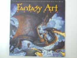 FANTASY ART MASTERS The Best Fantasy and Science Fiction Artists Sow How They Work