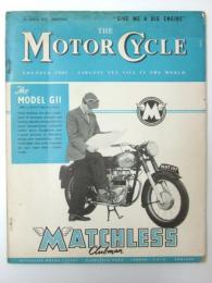 THE MOTOR CYCLE.28 March1957