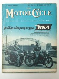 THE MOTOR CYCLE.27 June 1957