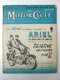 THE MOTOR CYCLE.21 March 1957