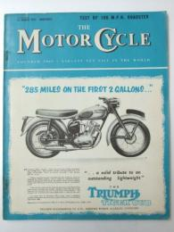 THE MOTOR CYCLE.14 March 1957