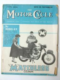 THE MOTOR CYCLE.4 July 1957