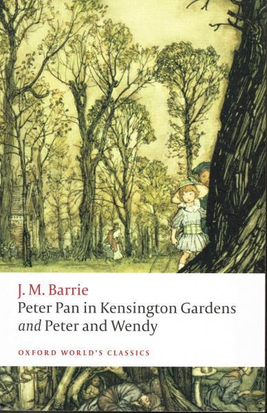 洋書・英語) Peter Pan in Kensington Gardens and Peter and Wendy ...