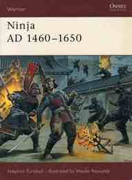 Ninja AD 1460-1650 Warrior Series Books64 忍者洋書