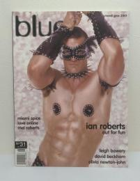 (not only) BLUE MAGAZINE No.31 FEBRUARY 2001