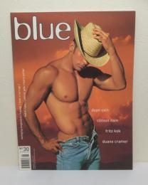 (not only) BLUE No.30 MAGAZINE DECEMBER 2000