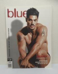 (not only) BLUE MAGAZINE No.32 APRIL 2001