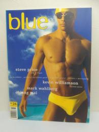 (not only) BLUE MAGAZINE No.24 DECEMBER 1999