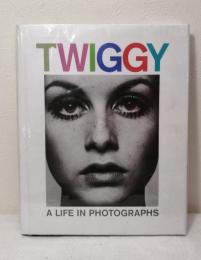 TWIGGY A life in photographs ツイッギー洋書写真集