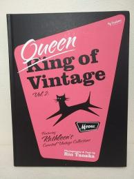 My Freedamn! Special Queen of vintage Vol.2 Meow featuring Kathleen's Curated Vintage Collection