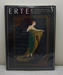 Erté at ninety-five 2 the complete new graphics エルテ画集