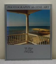 Photography as fine art
