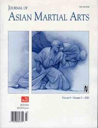 Journal of Asian Martial Arts Vol9 No3 2000 アジアの武道洋雑誌