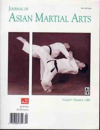 Journal of Asian Martial Arts Vol9 No4 2000 アジアの武道洋雑誌