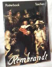 REMBRANDT POSTER BOOK レンブラント・ポスターブック