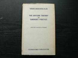 the Dhvani theory in Sanskrit poetics