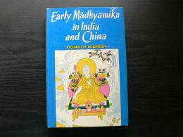 Early Mādhyamika in India and China