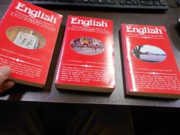 English Trough Pictures Book 1, 2, 3
