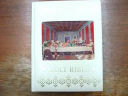 Holy Bible. Authorized King James Version.  With full-color illustrations of the Old Masters.(絵入大型ファミリーバイブル)英語旧新約聖書