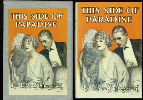 楽園のこちら側」 n.d.初版・復...