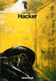 (英文)ディーター・ハッカー展【Dieter Hacker: oil paintings, works on paper, sculpting in bronze】