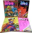 Woo ウー(4冊セット)
