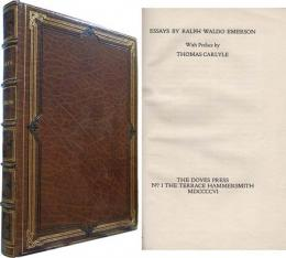 Essays by Ralph Waldo Emerson with Preface by Thomas Carlyle