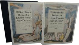 William Blake's Designs for Edward Young's Night Thoughts. A Complete Edition / Volumes 1 and 2