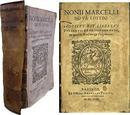 Nonii Marcelli Nova Editio. Additus e...
