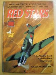 洋書 SOVIET AIR FORCE IN WORLD WAR TWO NEUVOSTOLIITON ILMAVOIMAT 1939-1945  RED STARS