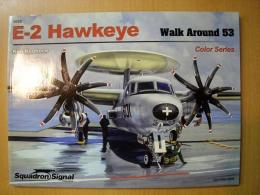 洋書 Walk Around 53 E-2 Hawkeye
