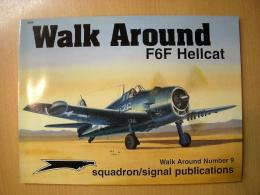 洋書 Walk Around 9 F6F Hellcat